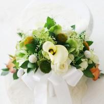 [FL57] Stylish Crescent Bouquet