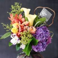 [FL6] Oriental Vase