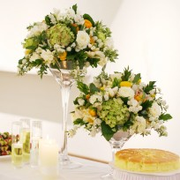 Opening Party - Flower Deco & Catering