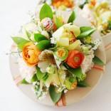 2012년 플로리스트 3월호 잡지 - (White Day)Flower Box