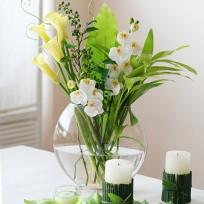Contemporary Vase arrangement