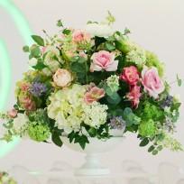 Wedding Deco(예식홀 꽃길) - Artificial Flower