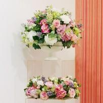 Wedding Deco(신부 대기실) - Artificial Flower