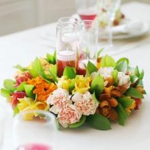 Table Centerpiece Wreath