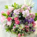 2016년 플로리스트 2월호 잡지 - Hand-tied Bouquet