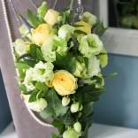 2016년 플로리스트 8월호 잡지 - Aphrodite Bouquet